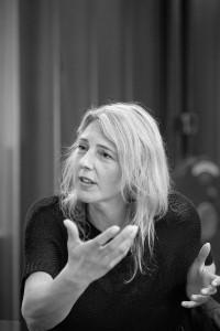 'Wat ons anders maakt, is onze benadering van het begrip duurzaamheid.' - Eline Strijkers. Foto: Mirjam van der Hoek