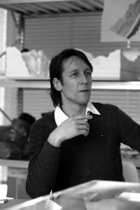 Daniel Peters. Foto: Roel Dijkstra