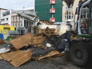 Gemeente Utrecht bekommerde zich bepaald niet als goed huisvader over haar cultureel erfgoed. Foto: Herman van Doorn