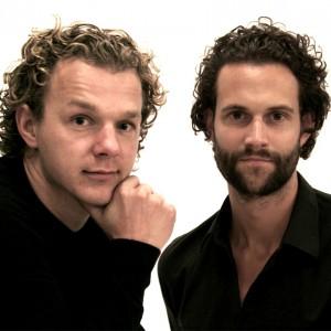 Arjan Vaandrager en Sjoerd Vroonland startten in 2010 hun bedrijf.