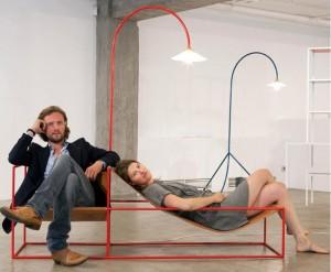 Hannes van Severen en Fien Muller
