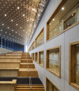Eemhuis in Amerfoort, ontwerp Neutelings Riedijk • Foto scagliolabrakkee