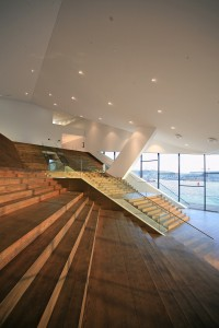 Filmmuseum Eye Amsterdam, Delugan Meissl architecten, 2012
