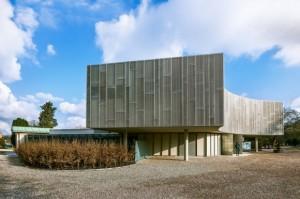 Nieuwe Ooster crematorium, Bierman Henket architecten. Foto Teo Krijgsman