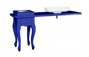 Le Freak Classic uit de collectie Le chique bathfurniture van Sebastiaan Eerhart