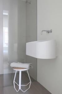 Badkamer voor Marike Andeweg, door Studiodoccia.
