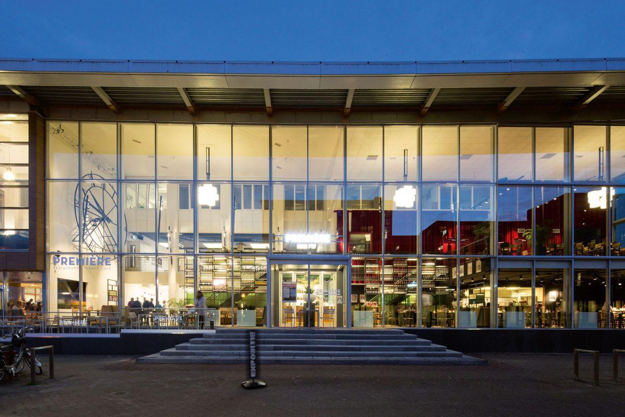 Een kwestie van meer verbinden for Hoofddorp theater