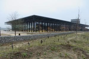 Het museum is onderdeel van een 45 ha groot park - Foto Jacqueline Knudsen