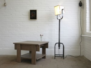 PLATTE side table