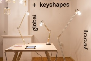 Koppelstukken-Keyshapes. Foto: david Peskens