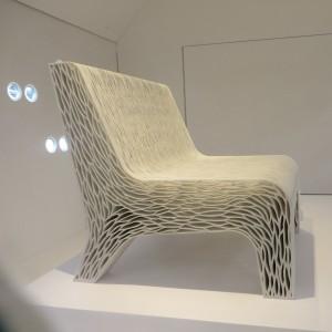3D printed softseating- Lilian van Daal. Foto: Jacqueline Knudsen