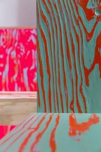 ColoRing collection van Jo Nagasaka op de expositie design in full colour. Foto: Jeroen van der Wielen