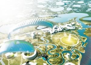 7. Epic Ring, prijsvraagontwerp OlonkhoLand Complex in Yakutia