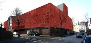 Arsonic, architecten Holoffe & Vermeersch