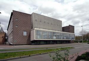 Provinciehuis bestaande situatie