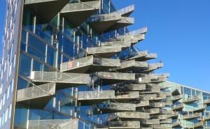 VM husene Kopenhagen ( BIG en JDS)