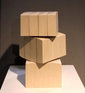 Spine Stool van René Siebum. Foto Jacqueline Knudsen