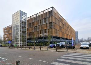 Parkeergarage Plesmanlaan Amsterdam, dJGA.