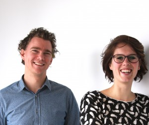 Dirk Verhagen en Laura de Bonth studeerden allebei Stedenbouw aan de TU Delft en richtten in 2007 samen het stedenbouwkundige bureau Urban Synergy op.