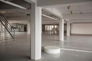 Interieur voormalige Pastoe showroom. Beeld Hendriks.