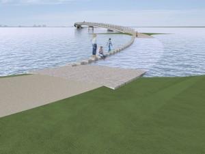 Citaldelbrug Nijmegen, Ontwerp: NEXT architects