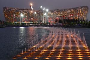 Olympisch Stadion in Beijing. Arup i.s.m. Herzog & De Meuron