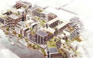 Cityplot Buiksloterham is van Studioninedots, een 'lerend' woon-werkgebied dat zich permanent laat aanpassen en bijsturen