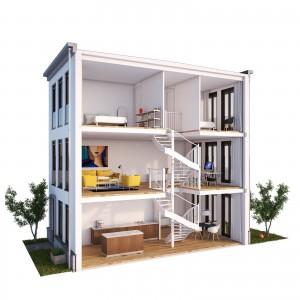 Webuildhomes - Klassiek huis - Grosveld van der velde Architecten