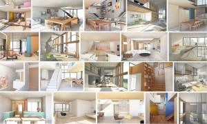 Mark Koehler bedacht Superlofts, een flexibel 'raamwerk' van casco-lofts, die worden ontwikkeld in opdracht van collectieven van particulieren (CPO). De zes meter hoge ruimtes bieden hen de vrijheid om – in plattegrond én doorsnede - hun eigen droomhuis in te richten.