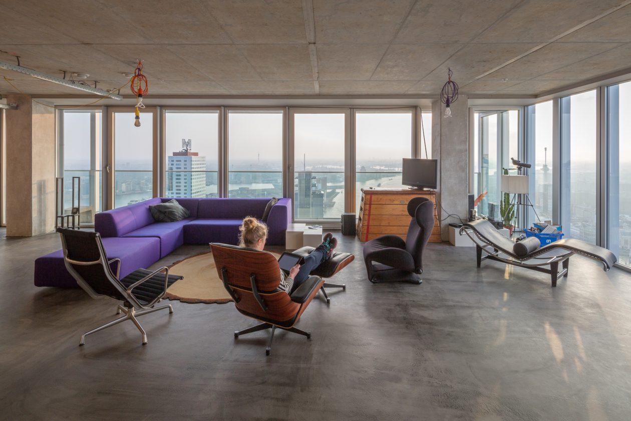 Thuis bij - Architectuur.nl