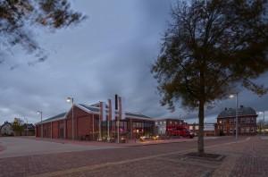 De Tramwerkplaats is een tijdelijk theater in een oude loods aan de haven van Winschoten, ontwerp KAW architecten.Wegens succes zal de Tramwerkplaats blijven functioneren als theater voor amateurgezelschappen en (jeugd-) theatereducatie.