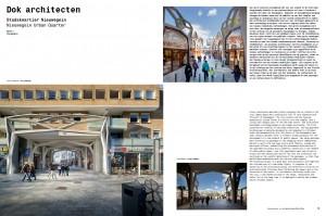 Spread uit het Jaarboek Architectuur in Nederland 2014-2015
