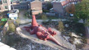Arnhem Bartokpark Feestaardvarken - Foto Jacqueline Knudsen