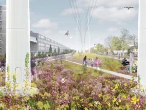 EEN Ecologisch Energie Netwerk web, uitwerking voor Eindhoven.