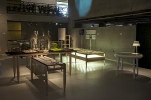 Ontwerp voor de expositie Biodesign in het Nieuwe Instituut, 2013.