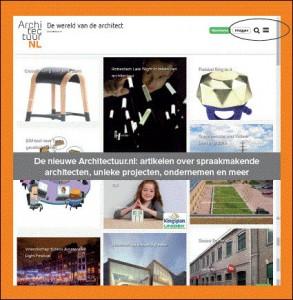 Architectuur.nl biedt meer