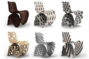 overzicht Maker chairs