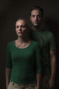 Eveline Visser en Lucas Zoutendijk volgden beiden in de jaren 2005-2010 de opleiding Man and Public Space aan de Design Academy Eindhoven. In 2010 richtten ze samen STUDIO 1:1 op in Rotterdam, een bureau voor ontwerp en onderzoek in de openbare ruimte • Foto Mike Roelofs
