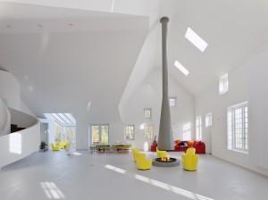 Maasdijk 4, training & cursuscentrum, Overlangel. Joanika Ring & Van Dinther Bouwbedrijf.