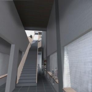 Boothuis in De Achterhoek, studieproject door Sjors Onneweer.