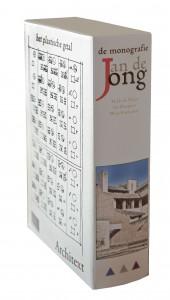 De Monografie van Jan de Jong, het oeuvre van een pionier in het plastische getal bestaat uit twee delen in een cassette