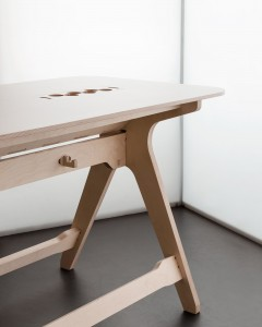 Breakout Table uit de collectie van Open Desk.