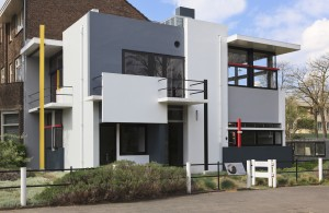 Getty 2015 Architectural Conservation Grant  voor Rietveld Schröderhuis Utrecht