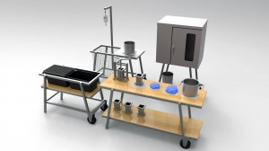 Wasted Lab voor upcycling van plastic afval