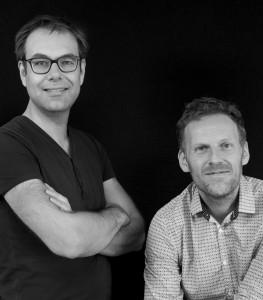 Maarten van Tuijl en Tom Bergevoet van temp.architecture.urbanism uit Amsterdam