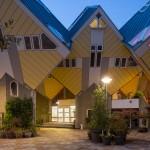 Kubuswoning van Piet Blom