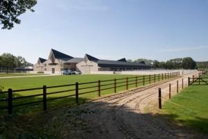 Arcadia in Vledder paardenstal. Ontwerp Cor Kalfsbeek.