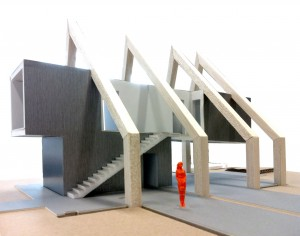 Bij de basis cataloguswoning is architectuur afwezig. De grootte en de ligging van de kavel, de wensen van de individuele consument of de aanwezigheid van lokale grondstoffen speelt geen enkele rol in het ontwerp.