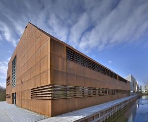 Wijkgezondheidscentrum Het Zand, Versseput Architecten