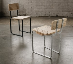 8. Open Objects, chair one - Dirk Osinga en Lotte de Raadt